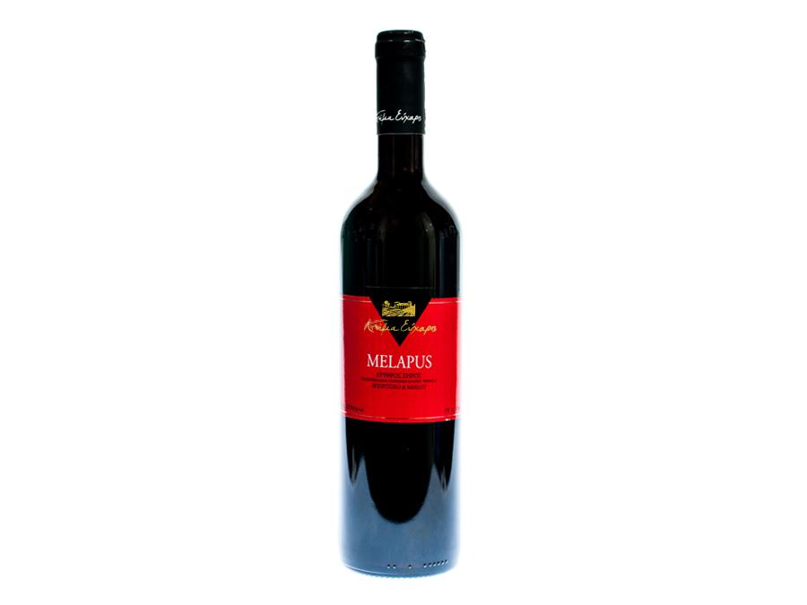 κτήμα Εύχαρις, κρασιά, μέγαρα, αγιωργίτικο, Merlot